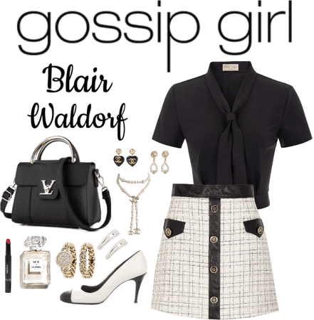 GOSSIPGIRL•BLAIR