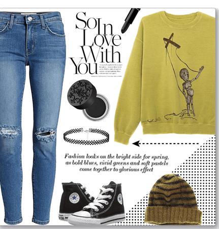 WINTER 2020: Kurt Cobain Sweatshirt