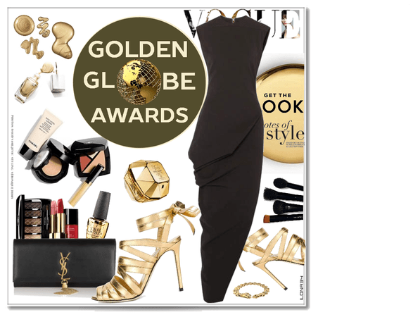 Golden Globes Style