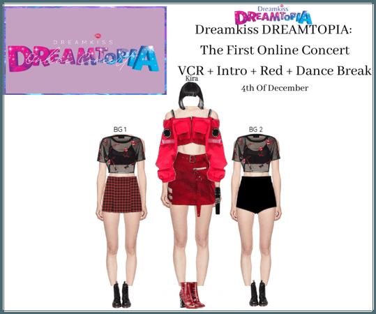 DREAMKISS (드림키스) Kira DREAMTOPIA Solo Stage 201204