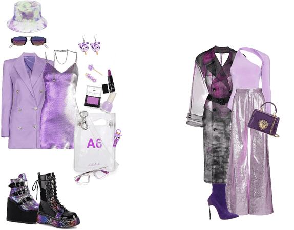 euphoria's purple