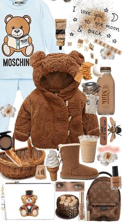teddy bear🧸🤍🧸