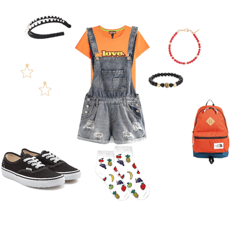 90s Sol Outfit