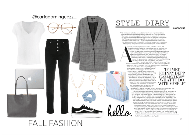 style diary