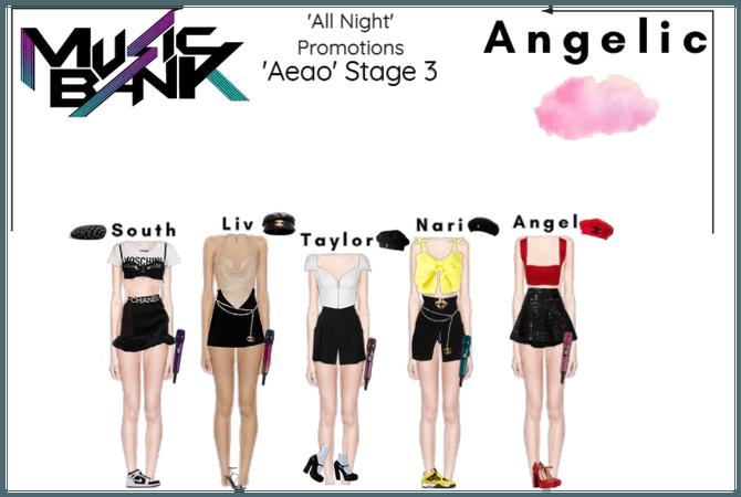 천사의 (Angelic) 'Aeao' On Music Bank