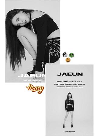 LOVE SCENE | MEMBER REVEAL #7 (FINAL) | JAEUN
