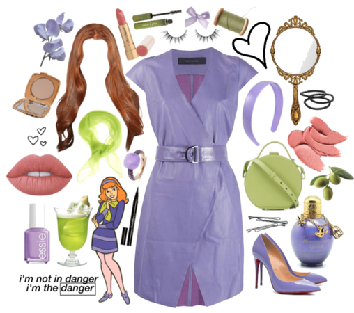 Scooby Gang: Daphne