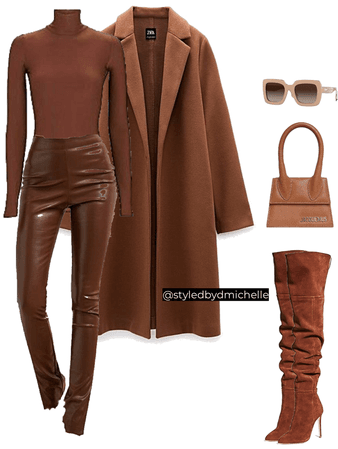 brown monochrome