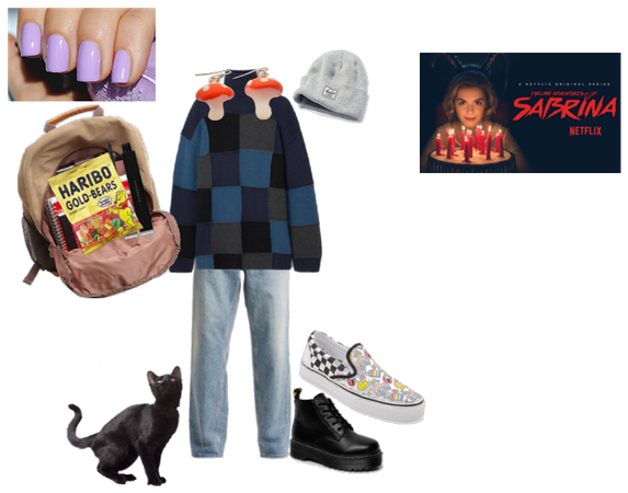 If i was in sabrina the teenage witch