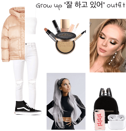 Grow up outfit