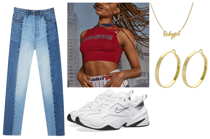Early 2000s Inspired Fit