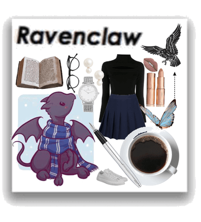 ravenclaw; an aesthetic