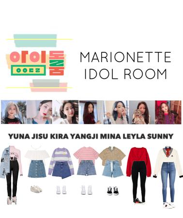 {MARIONETTE} Idol Room