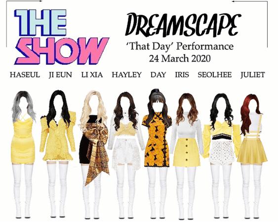 DREAMSCAPE [드림스게이프] The Show 200324