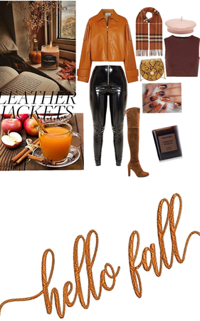 Perfect fall outfit 🧡🍁🍂