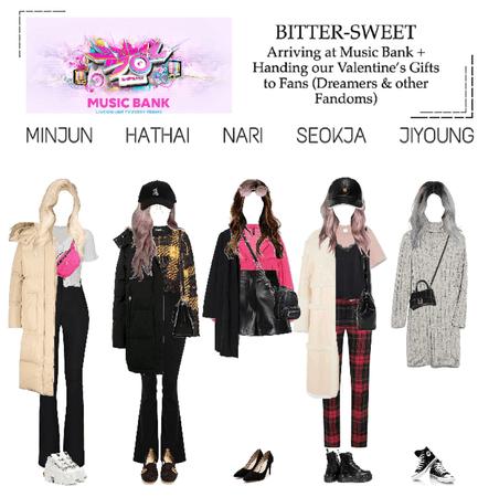 BITTER-SWEET [비터스윗] Music Bank 200214