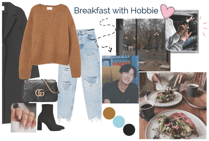 Breakfast with JHope