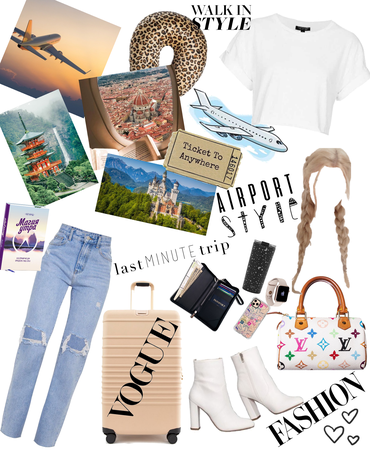 the perfect outfit for traveling been fashion