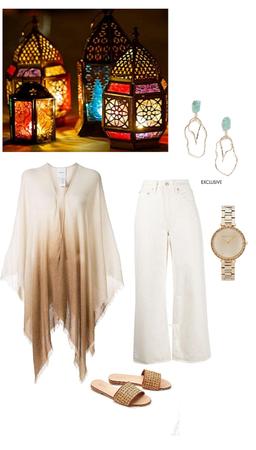 Ramadan cloth