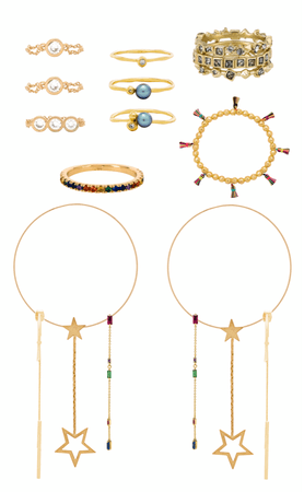 Carrion Mistdrift's Jewelry