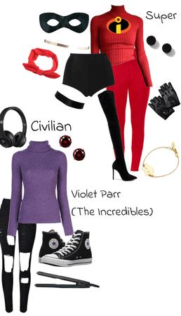 Violet Parr | Disney Challenge 2/29 (28)