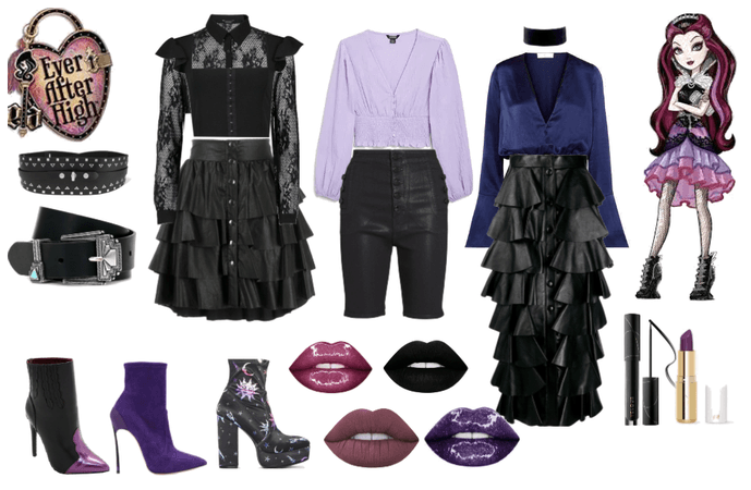 Raven Qeen's style