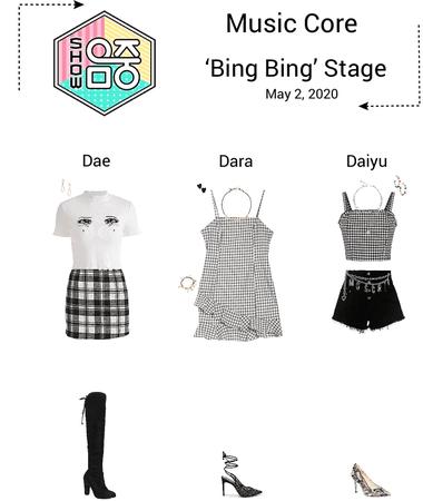{3D}'Bing Bing' Music Core