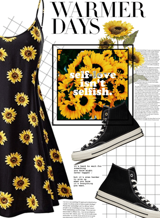 90's Sunflower Craze