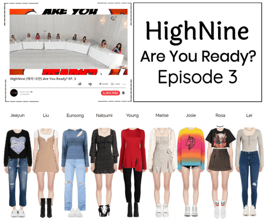 HighNine (하이 나인) Are You Ready? EP. 3