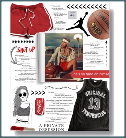 Basketball Chic