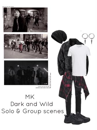 Dark and Wild MV- MK