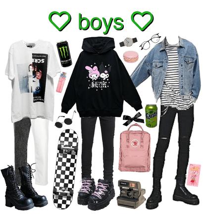 i <3 boys