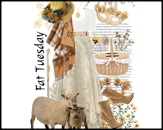 Воительница овечек
