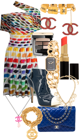 COLOURS OF CHANEL