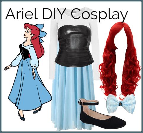 Ariel DIY Cosplay