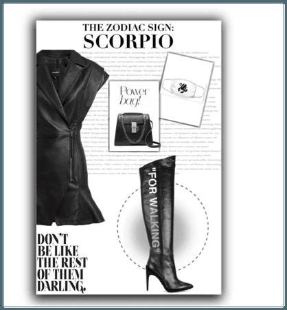 Scorpio Queen