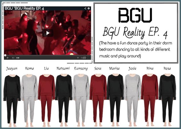"BGU ""BGU Reality"" EP. 4"