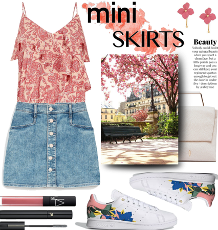Mini Jean Outfit