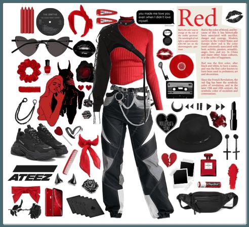 Raging Red