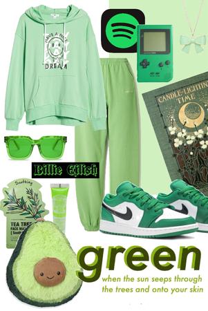 green 🦖