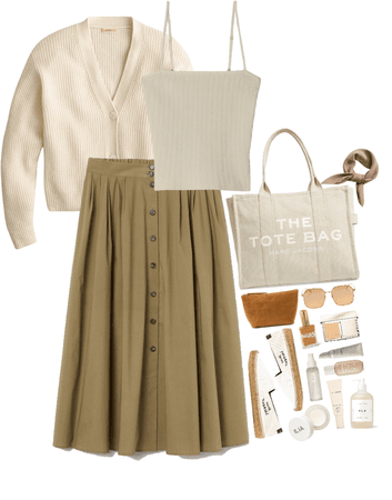 RURAL OUTFIT 🌅