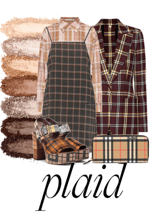 all plaid everything