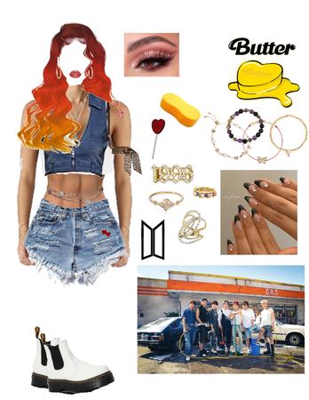 BTS 'Butter' Concept Photo version 3