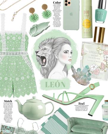 mint | leo season