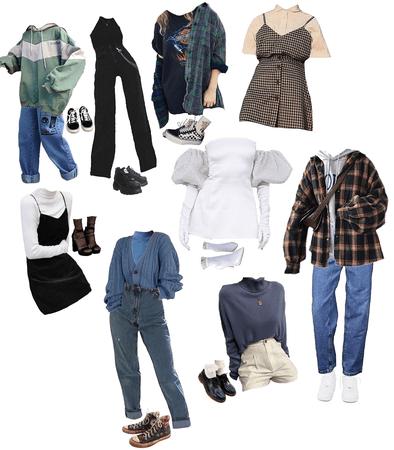venna's wardrobe