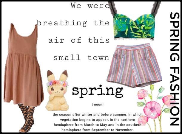 spring break yay