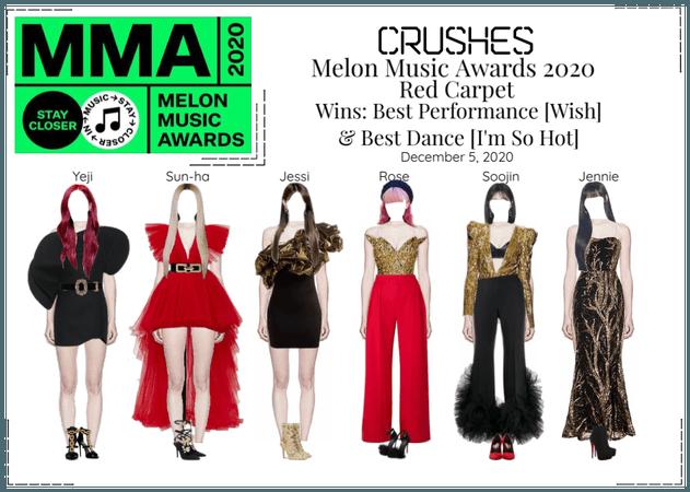 Crushes (호감) MelOn Music Awards 2020