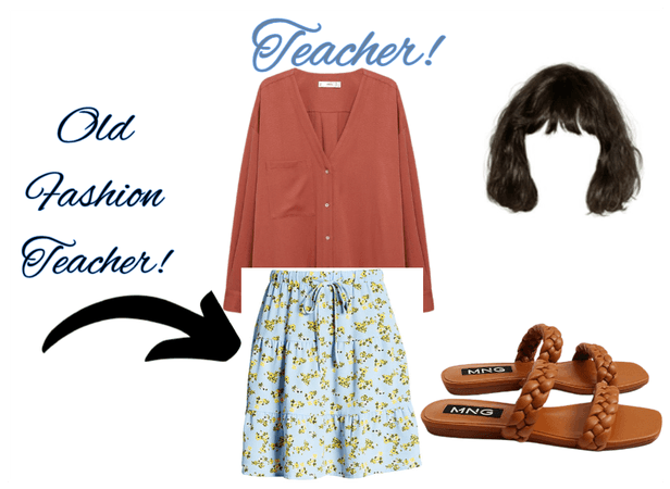 Old Fashioned Teacher