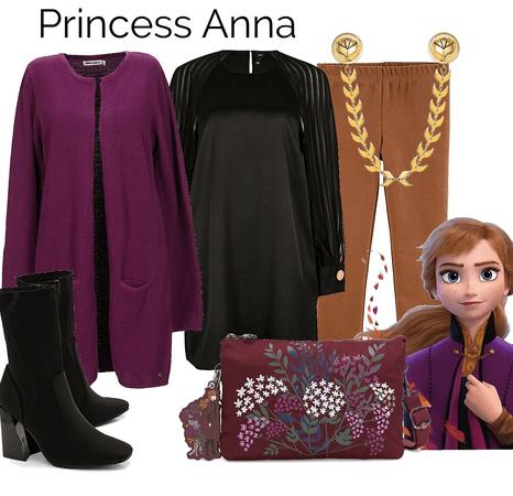 Princess Anna- Frozen 2