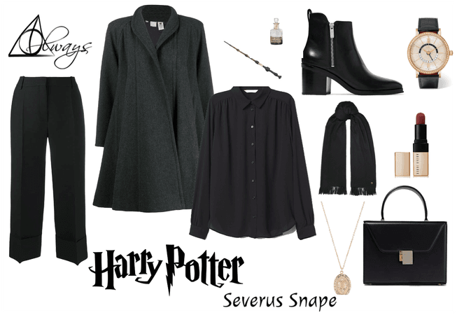 Severus Snape Bounding